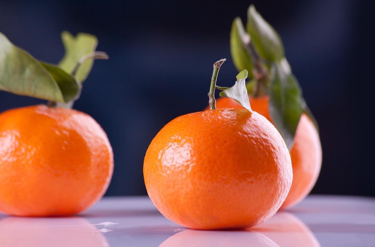 マンダリン・タンジェリン・オレンジの香り