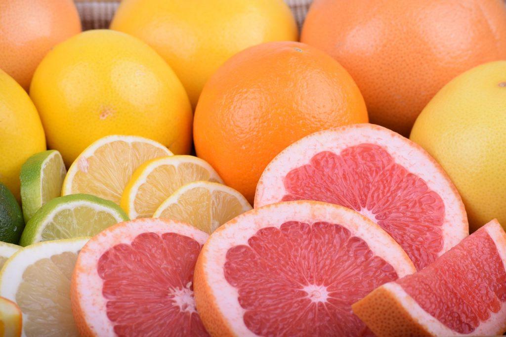 グレープフルーツ 効果効能
