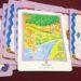 【アロマカード】流れに身をまかせて、自然体で。ラベンダーのカード